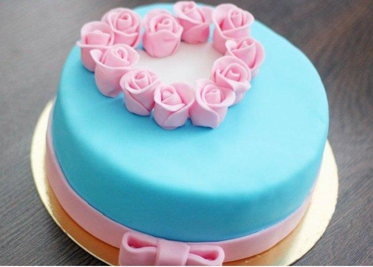 Какой торт сделать из мастики