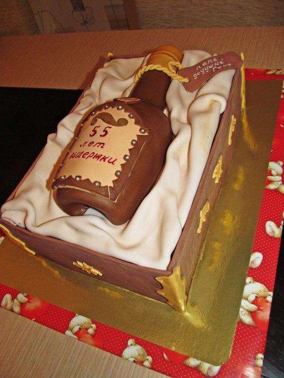для мужа фото из мастики торты