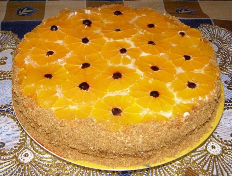 Украшаем торт в домашних условиях