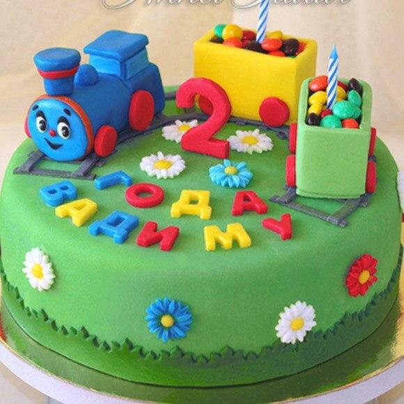 фотографии торта для мальчика