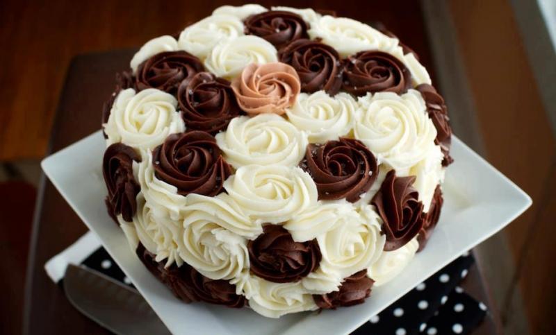 Рецепт масляного торта в домашних условиях 164