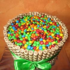 Вкусные торты, Gâteaux de fête