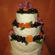Вкусные торты, Gâteaux de mariage