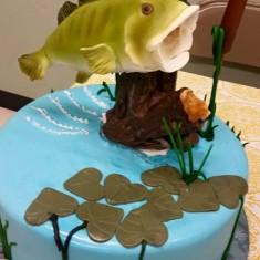 Fantasy In Frosting, Cakes Foto