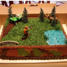 Fantasy In Frosting, Torte a tema