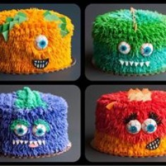 Vegan Treats, Torte childish