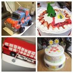 Vesta Bakery, Gâteaux de fête