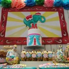 Canelita's Cake Shop, Մանկական Տորթեր