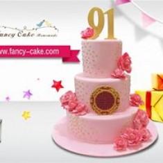 Fancy Cake, Տոնական Տորթեր