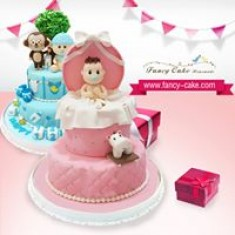 Fancy Cake, Մանկական Տորթեր
