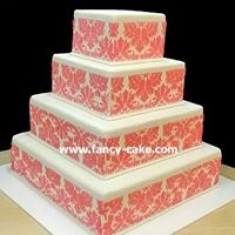 Fancy Cake, Հարսանեկան Տորթեր