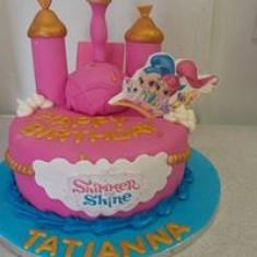 Fun Cakes & Castles, Մանկական Տորթեր