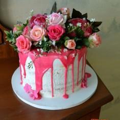 Sweet Mili, 축제 케이크