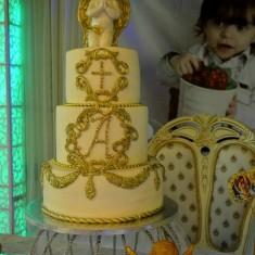 Sweet Mili, 세례 용 케이크
