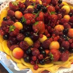 Գրանատուս, 과일 케이크
