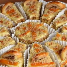 Գրանատուս, 차 케이크