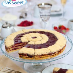 SAS Sweet, 차 케이크