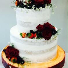 Zarina Cake Art, 과일 케이크