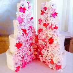 Zarina Cake Art, 웨딩 케이크