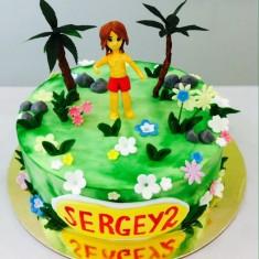 Zarina Cake Art, 테마 케이크