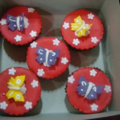 Indulgence Cakes, Խմորեղեն