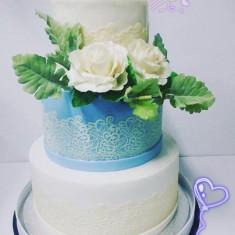 Domie Cake, Հարսանեկան Տորթեր