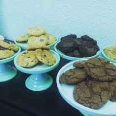Cookie Occasion , Torta tè