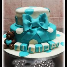 Chantillitti, Gâteaux enfantins
