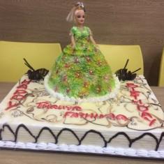 Mr. Cake, Torte childish