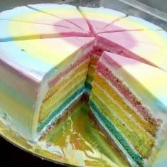 Mr. Cake, Torta tè