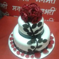 Manbhari, Torte da festa