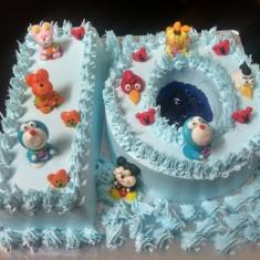 Manbhari, Torte childish