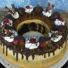 Angels Cake, Մրգային Տորթեր