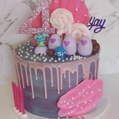 Cake Candy, Մանկական Տորթեր