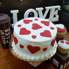 Make My Cake, Տոնական Տորթեր