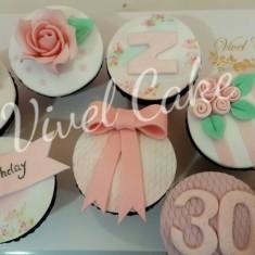 Vivel Cake, 차 케이크