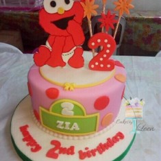 Cakes by Leen, Bolos infantis