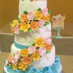 Cakes by Leen, Bolos de casamento