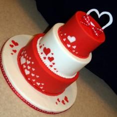 Cake Bake, 웨딩 케이크