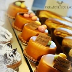 Boulangerie Du , Torta tè