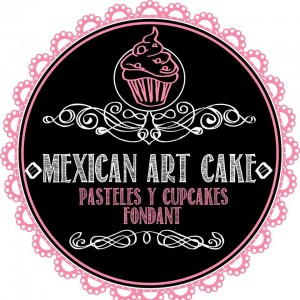 Mexican Art Cake