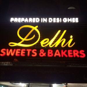 Delhi Sweets