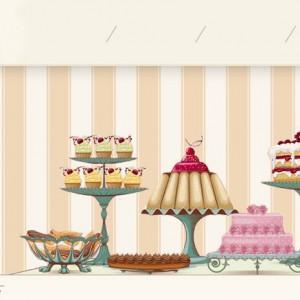 Модные торты