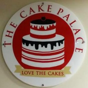 The cake palace