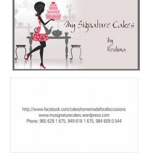 My Signature Cakes