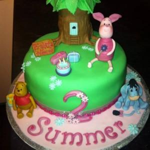 Ross Cake