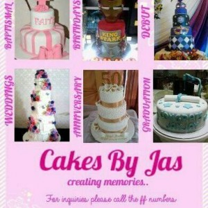 Cakes By Jas