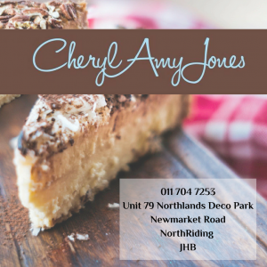 Cheryl Amy Jones