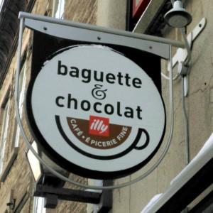 Baguette & Chocolat