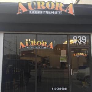 Aurora Pastry